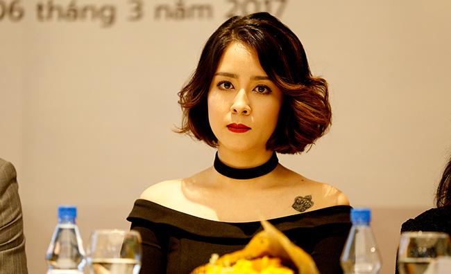NSND Ngọc Lan - trong vai Bà Hạnh